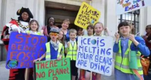 James Allen's Girls' School - Our Climate Emergency: The Voice of the Next Generation