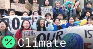 Japan's Young Climate Activists Are Taking a Cue From Greta Thunberg