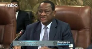 President Geingob declares state of emergency following COVID-19 cases-nbc