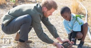 Prince Harry Says Climate Change Is An 'Emergency'