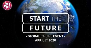 Start the Future - Global Online Event - 7 aprile 2020