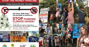 Stop Funding Climate Chaos