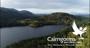 Tackling the Climate Emergency in the Cairngorms National Park.