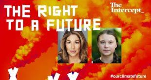 The Right to a Future, with Naomi Klein and Greta Thunberg