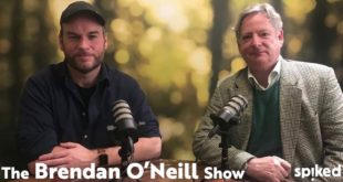 The coming revolt against the climate movement, with Dominic Lawson -- The Brendan O'Neill Show