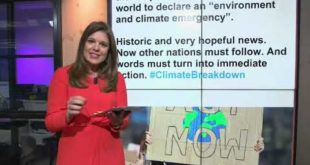 UK Parliament declares climate change an emergency? | #TheCube