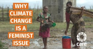 WHY CLIMATE CHANGE IS A FEMINIST ISSUE! (2020)