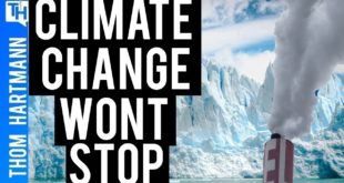Why Climate Change Won't Be Solved Easily  (w/ Dr. Michael Mann )