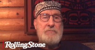 'Resist, Goddamn It. Resist': James Cromwell's Message on Climate Change