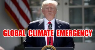 11,000 Scientists: Global Climate Emergency.Need Population Control. Governors Defy Trump On Climate
