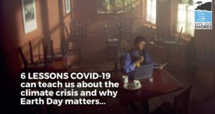 6 Lessons COVID 19 can teach us about the climate crisis and why Earth Day matters
