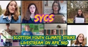 April 3rd Climate Online Strike