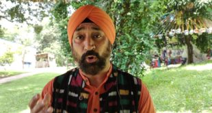 Arusha Minute: Harjeet Singh, ActionAid's Global Lead on Climate Change at #CAN2020Arusha