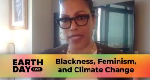 Blackness, Feminism, and the Climate Emergency with Ilyasah Shabazz   Earth Day Live