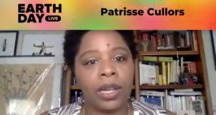 Blackness, Feminism and the Climate Emergency with Patrisse Cullors   Earth Day Live