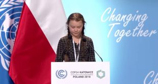 COP24 Speech | Greta Thunberg