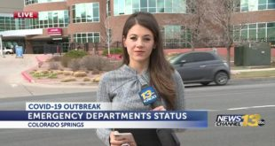 COVID-19 outbreak drives hospital emergency department numbers to record lows
