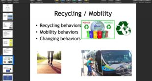 Circular Economy part 4 presentations by Rider's Right, Skip The Straw and COSPE