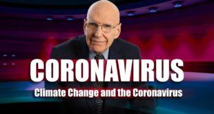 Climate Change and the Coronavirus