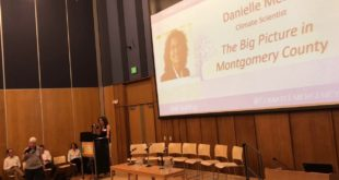 Climate Emergency: Montgomery County MD Responds, a Sept 14 2019 public forum