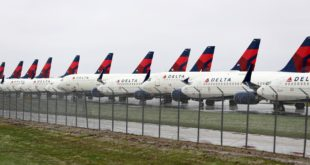 Delta Tells Sick Flight Attendants: 'Do Not Post' On Social Media Or Notify Fellow Crew