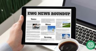 EWG News Roundup (4/10): Mapping PFAS Discharges, COVID-19 Hand Care Tips and More