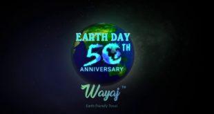 Earth Day 50th Anniversary - Wayaj Earth Friendly Travel