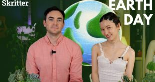 Earth Day Chinese Lesson - Learn About the Climate Crisis in Chinese!