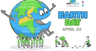 #EarthDay is an annual event celebrated around the world on April 22 to demonstr...