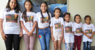 Ecuadorian children bring case against government
