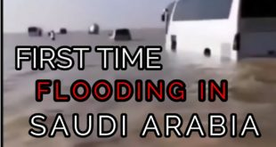 First Time Flood In (Saudi Arabia) | Unexpected Due To Climate Change | PilBreak News (Others)