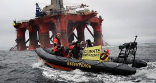 Government admits BP drilling permit process was unlawful: Greenpeace wins legal challenge