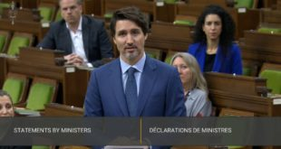 House of Commons convenes to debate wage-subsidy bill – April 11, 2020