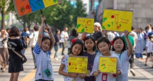 In the world's first 'Coronavirus elections', South Korea voted for climate action