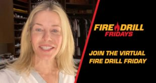 Join our Virtual Fire Drill Friday on April 3rd!