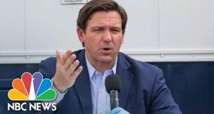 Live: Gov. DeSantis Announces Plan To Reopen State | NBC News