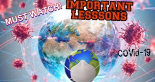 Must Watch Important Lessons To Human To Save The Earth Before It's Too Late