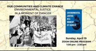 Our Communities, Climate Change, & Covid-19