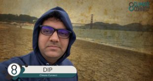 Proud Climate Connect Member: Dip Dhanesha