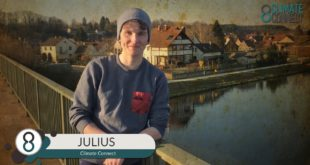 Proud Climate Connect Member: Julius Butze
