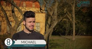 Proud Climate Connect Member: Michael Fischer