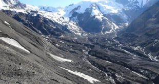Sliding glaciers 'a new threat' as global warming melts ice