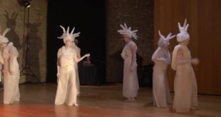 Tipping Point – Our World in Crisis (edited highlights): Café Reason Butoh Dance Theatre
