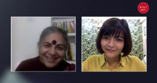 Vandana Shiva and Pragya Tiwari on Slow Living