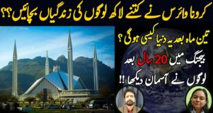 World after Three Months    Climate Change - Pakistan    Essa Naqvi
