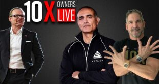 10X Owners Live Tim Grover & Grant Cardone