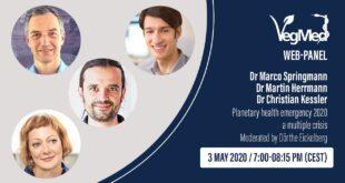 Dr Herrmann, Dr Springmann, and Dr Kessler –  Planetary Health Emergency 2020: a multiple crisis