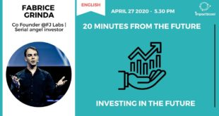 20 minutes from the future with Fabrice Grinda