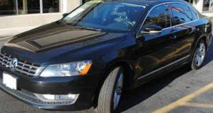 2014 Volkswagen Passat TDI SEL Premium 2.0T