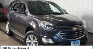 2016 Chevrolet Equinox Minneapolis, St Cloud, Elk River, Monticello, MN 30366A